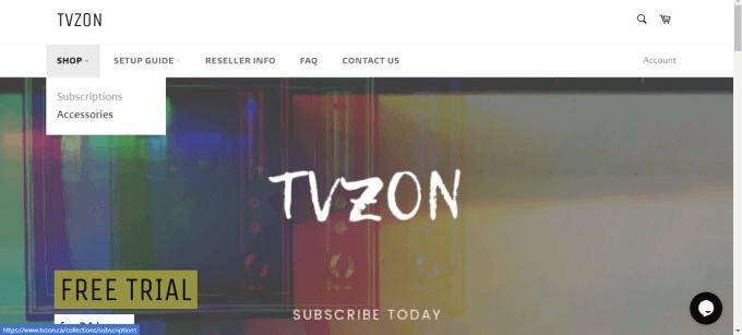 TVZON IPTV