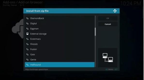 Eclipse IPTV Kodi Addon