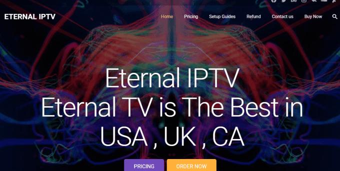 Eternal IPTV