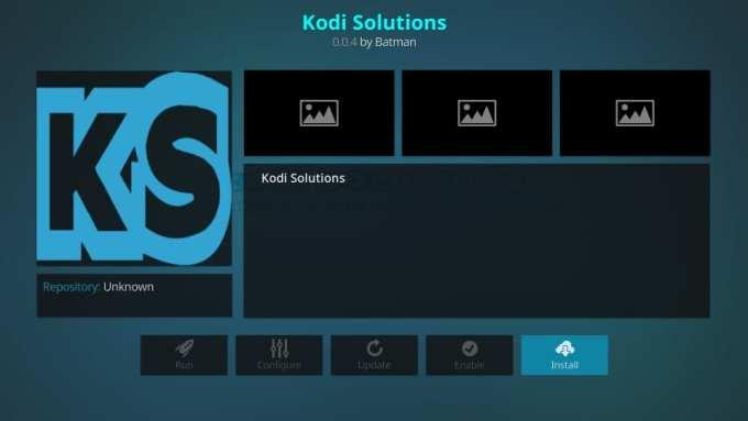 KS Hosting IPTV as Kodi Addon