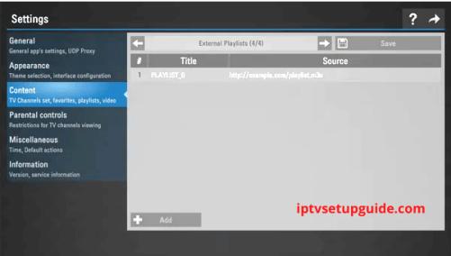 SS IPTV