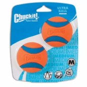 Chuckit Ball and pair with Launcher