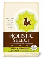 Holistic Select LID Small Breed Review
