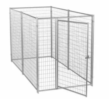 Modular Welded Wire Kennel Kit Review