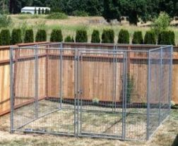 Outdoor Dog Kennel for Large Dogs
