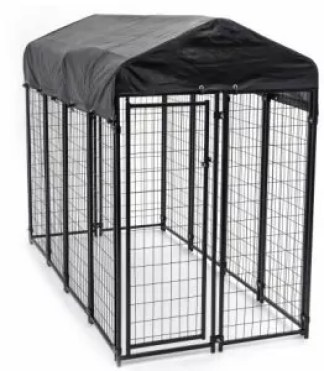 Lucky Dog Uptown Welded Wire Kennel Review