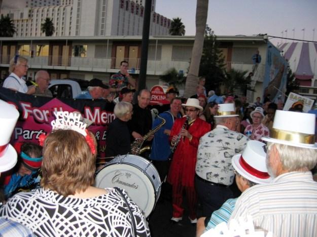 Westward Ho, Las Vegas - closing night November 25, 2005 - Closing Ceremony
