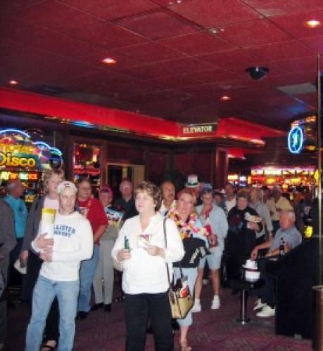 Westward Ho, Las Vegas - closing night November 25, 2005 - dancing on out 3