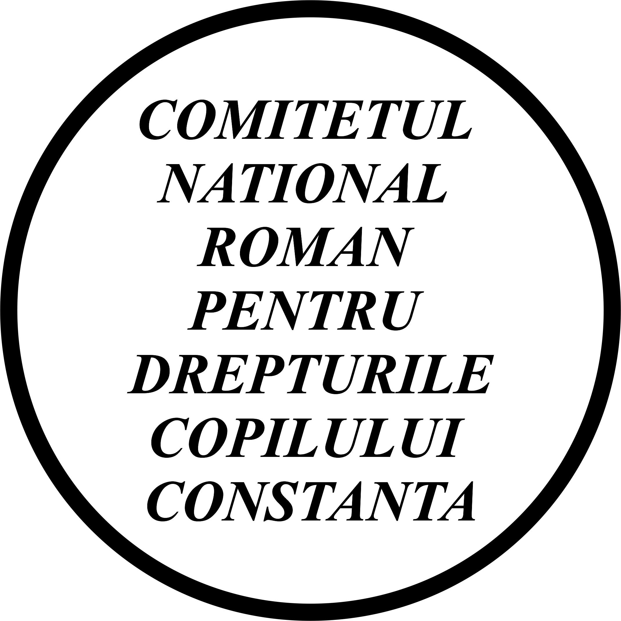 Comitetul Naţional pentru Drepturile Copilului Constanţa