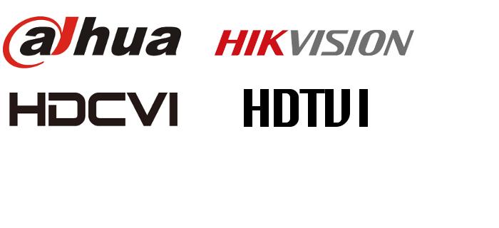 Hikvision HDTVI VS Dahua HDCVI