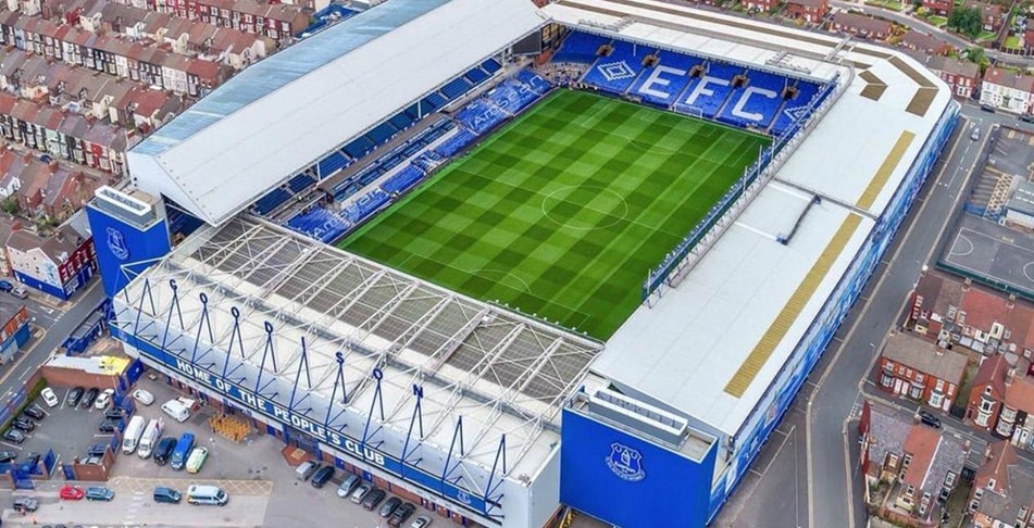 New Everton Stadium Ipw