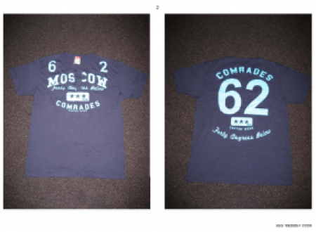 Cotton On Moscow T-shirt