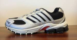 Stingray Black shoe
