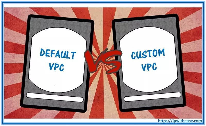 Default VPC vs Custom VPC