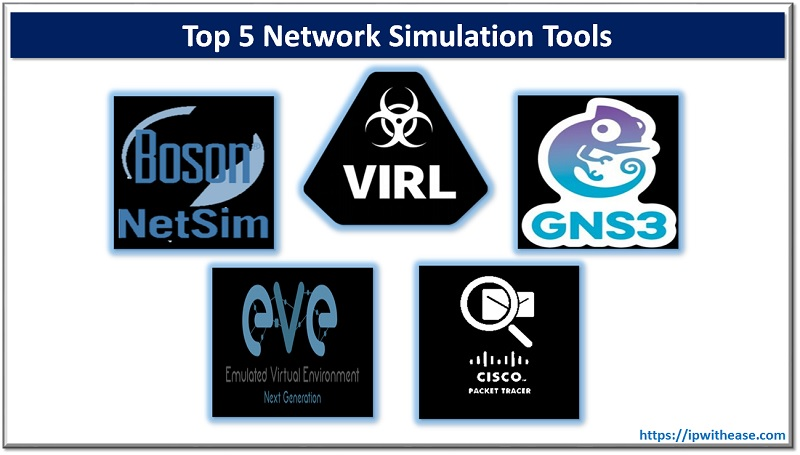 top 5 network simulation tools