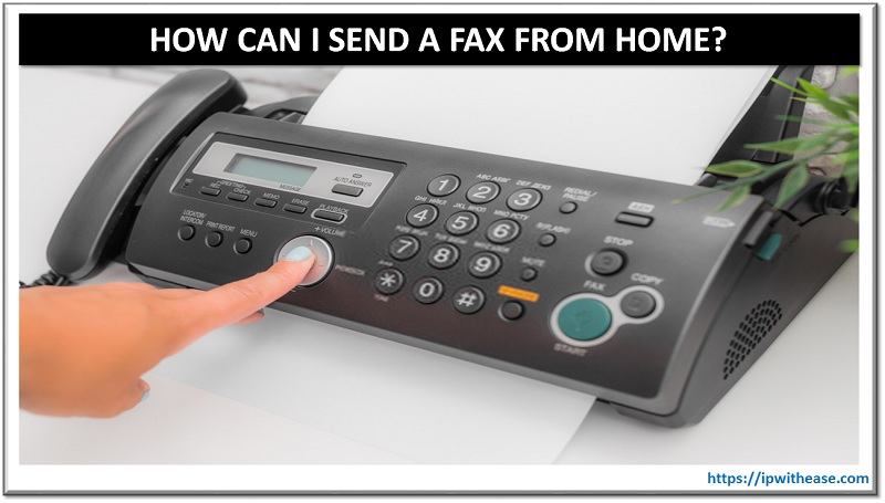 fax from home