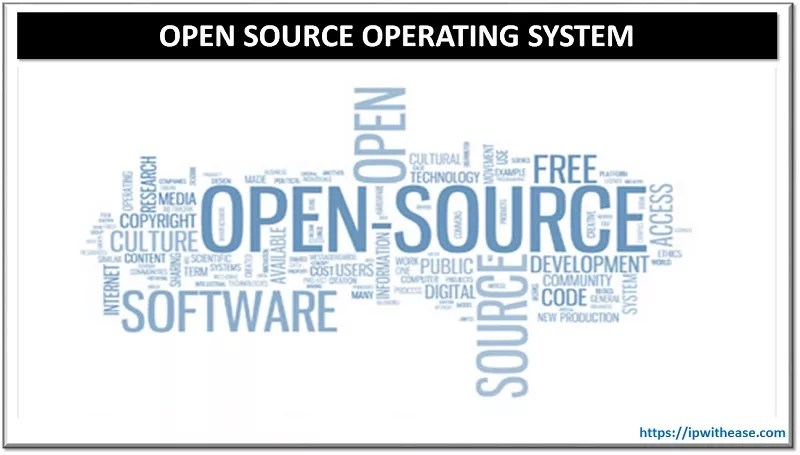 open source operating system