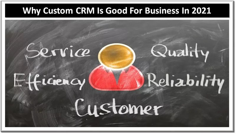 Custom CRM