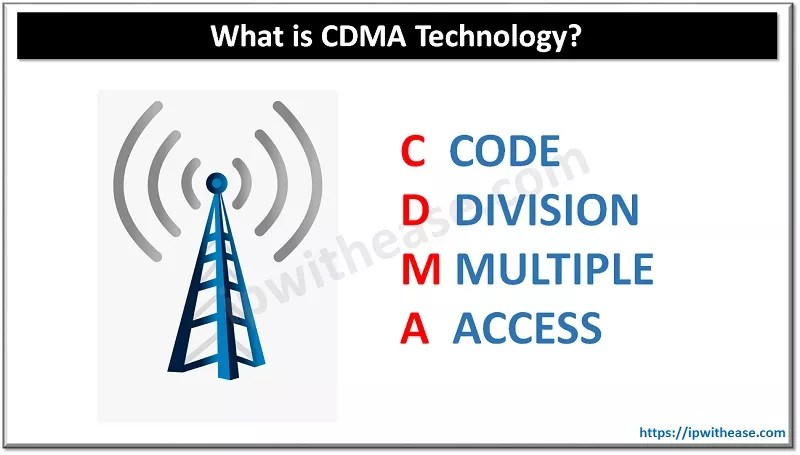 CDMA MOBILE TECHNOLOGY