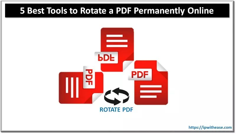 Tools to Rotate a PDF Permanently