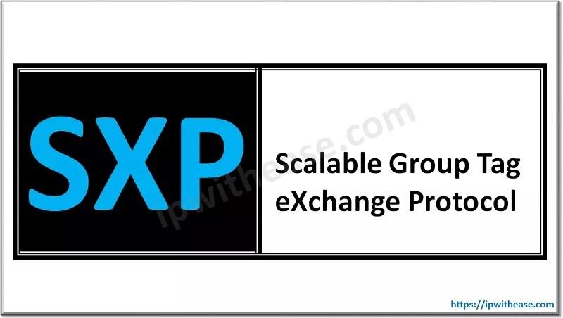 sxp protocol