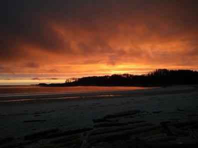 hakai-sunset