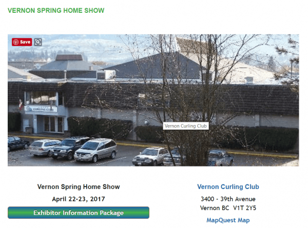 Vernon Homeshow