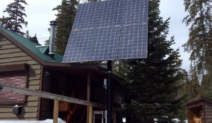 magnum energy solar cabin kits