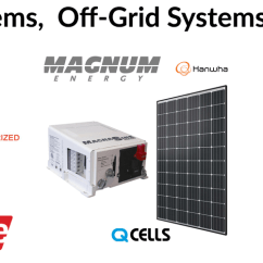 Wiring Diagram Off Grid Solar System Switch Outlet Combo Integrated Power Systems For Tie And On Ground Mounts