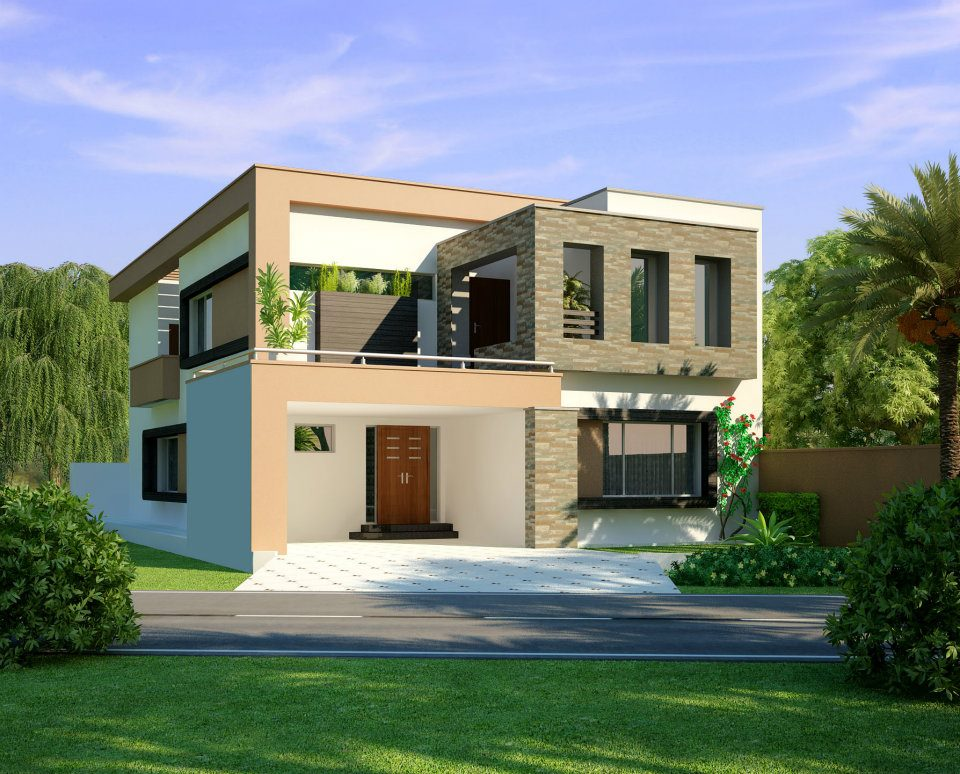 Home Design 3D Front Elevation House Design  WAE company