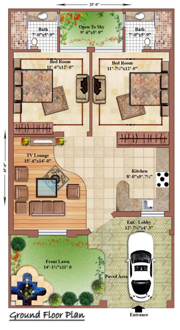 House Plan WAE company