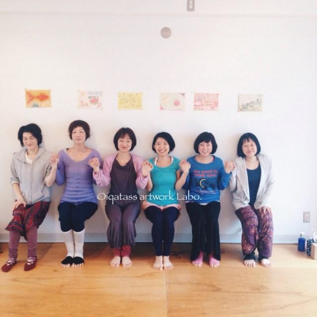 斎藤美希先生の『子どもたちがヨガのスタートラインに立つ為の指導者養成講座』
