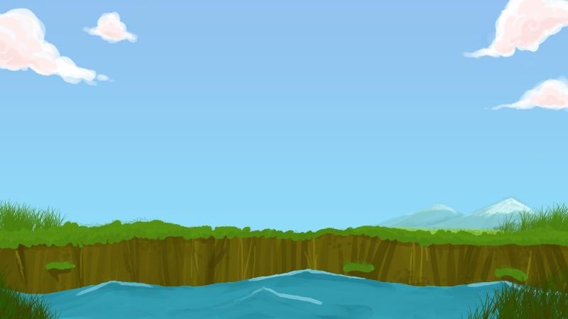 Background untuk animasi si Udin  iqbalial