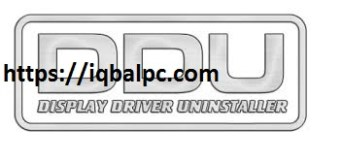 Display Driver Uninstaller Crack