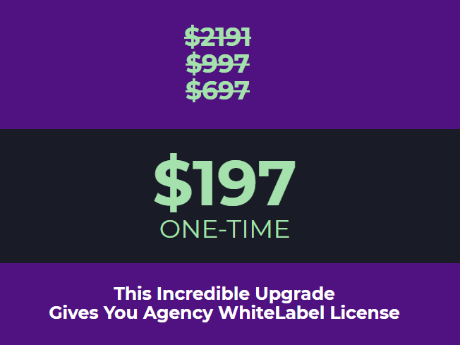 VidProposals Whitelabel and Agency