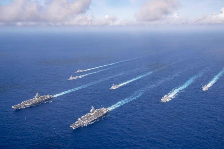 发生了什么?一天内美国B-52轰炸机飞遍欧洲,俄防长不客气回应