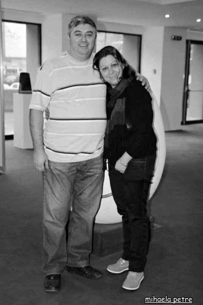 Roxana și Ionel Docan