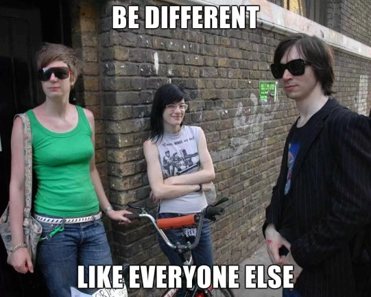 91774_ORIG-Be_different_like_everyone_else