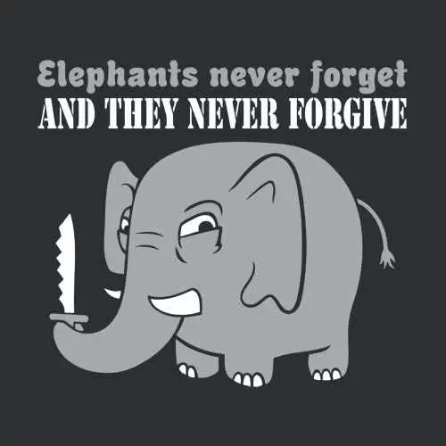 elephants-never-forget