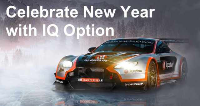 New Year iqoption competitioin for traders
