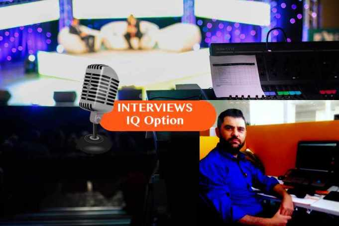 Interview with Angelo Ioannides (IQ OPTION Account Manager