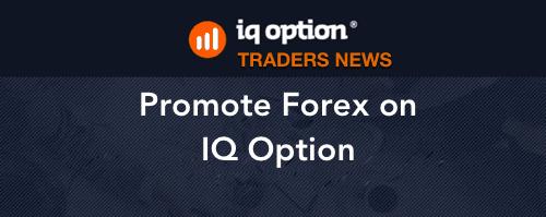 Promover Forex on iqoption