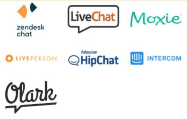 Comparison & Review: livechat-zendesk-liveperson-hipchat-intercom-olark
