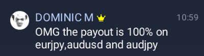 omg payout 100% on iqoption eurjpy