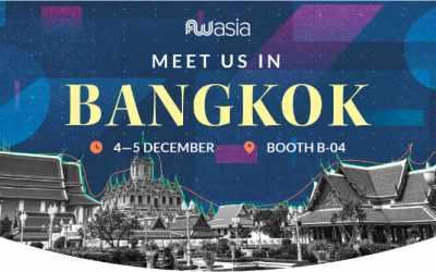 IQoption in Bangkok – affiliate world Asia conference