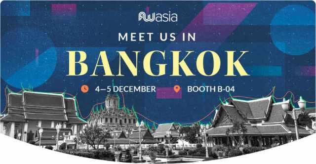 IQoption in bangkok affiliate world Asia conference