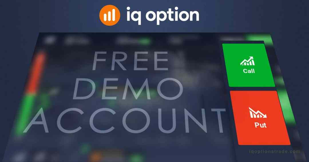 Free Demo Account IQ Option