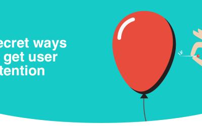 Descubra los trucos de marketing para llamar la atención del usuario