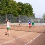 tenisz edzés