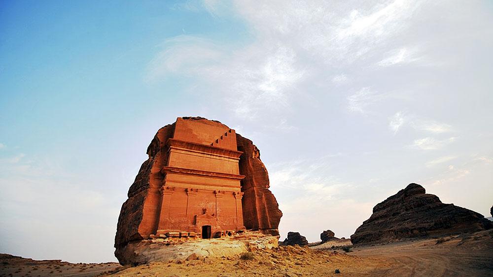 العلا  أرض الحضارات ومهرجان شتاء طنطورة